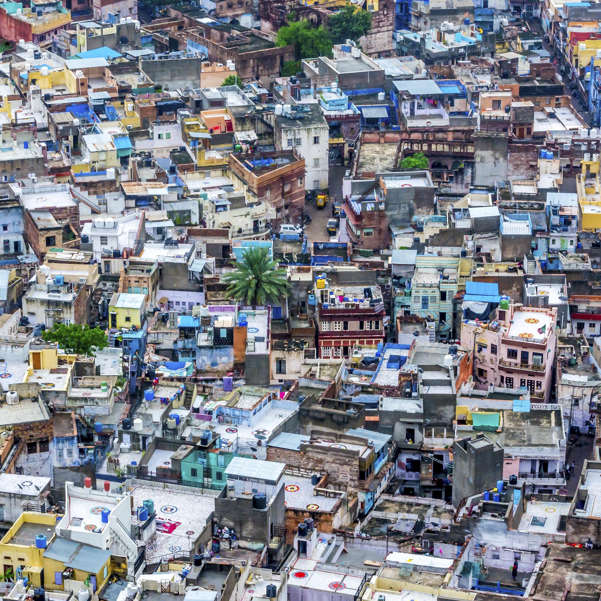 Studying the Real Slums of Bengaluru