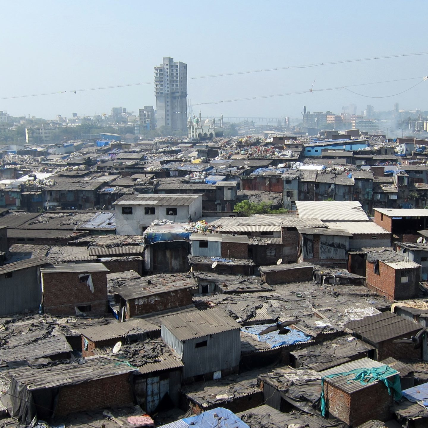 Covid-19: Formalise urban slums for long-term resilience