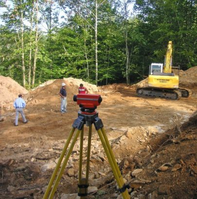 Land Surveying India